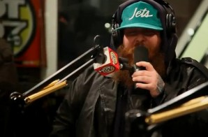 Action Bronson – Funkmaster Flex (Freestyle) (Video)