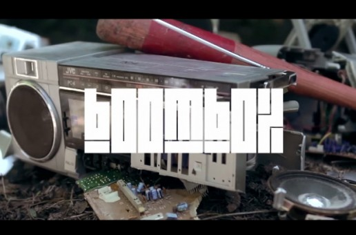 Justin Hibbert [i] – Boombox Ft. Troy Ave & Sole (Video)