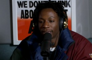 Joey Bada$$ Visits Peter Rosenberg Of Hot 97 To Discuss His Come Up, B4.DA.$$ & More (Video)