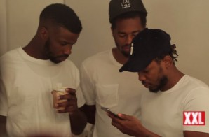 Kendrick Lamar – XXL Cover Shoot (BTS) (Video)