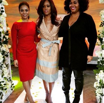 "3 Phenomenal Actresses In One Movie: Jill Scott, Regina Hall & Eve To Star In Lifetime's ""With This Ring"""
