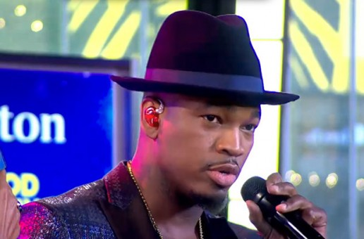 Ne-Yo & Juicy J – She Knows (Live On GMA) (Video)