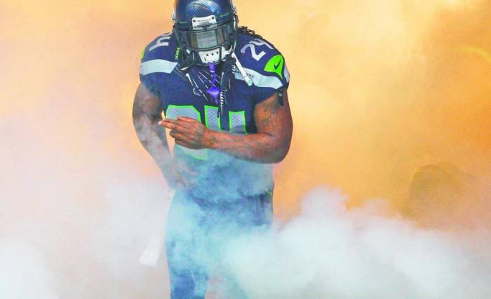 "beastmode26s-web Need Skittles?: A Local Seattle Weed Dispensary Is Honoring Marshawn Lynch With A ""Beastmode 2.0"" Weed Strain"
