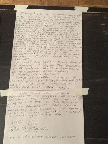 busta-rhymes-hip-hop-open-letter-main-375x500 In Response To The Love Shown Towards O.T. Genasis, Busta Rhymes Pens Open Letter To Hip-Hop