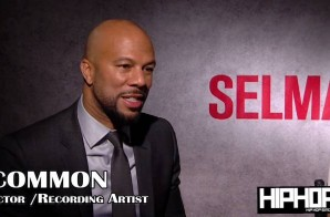 Common & Director Ava DuVernay Talk 'Selma', Importance Of This Film & More (Video)