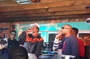 "B.o.B Hosts Official Scotty ATL ""No Genre"" Label Signing Party In Atlanta (Photos)"