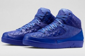 "Just Don x Air Jordan 2 ""Quilted"" (Photos)"