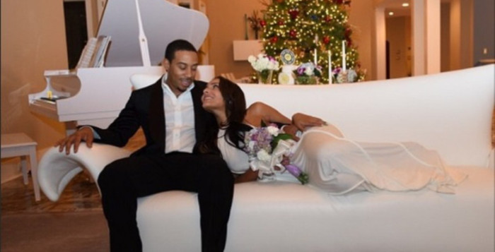 eudoxie-ludacris-wedding-700x357 Meet The Bridges: Ludacris & His Longtime Girlfriend Eudoxie Are Now Married