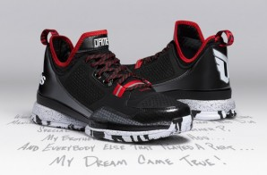 "Adidas Launches Damian Lillard's Signature Shoe The ""D Lillard 1"" (Photos)"