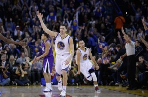 ICYMI: Golden State Warriors Star Klay Thompson Dropped 37 Points In One Quarter (Video)
