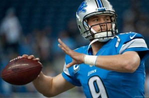 Watch What Matthew Stafford Says To The Refs After The Controversial Call In Dallas (Video)