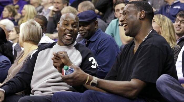 image20 Gary Payton and Shawn Kemp Reunite To Watch Sons Play College Hoops (Photo)