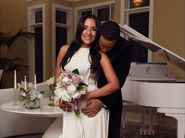 ludacris-eudoxie-wedding-slideshow Meet The Bridges: Ludacris & His Longtime Girlfriend Eudoxie Are Now Married