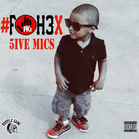 proxy6 5ive Mics - FOH3X (Mixtape)