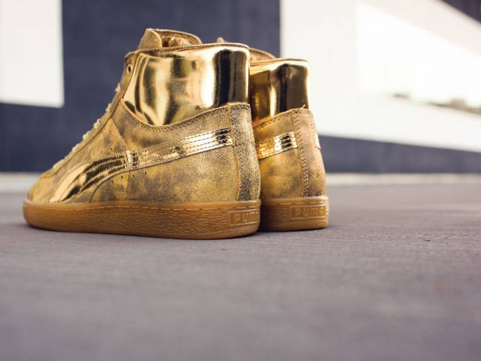 "puma-x-meek-mill-suede-24k-white-gold-pack-photos-2015-HHS1987-3 Puma x Meek Mill Suede ""24K White Gold"" Pack (Photos)"