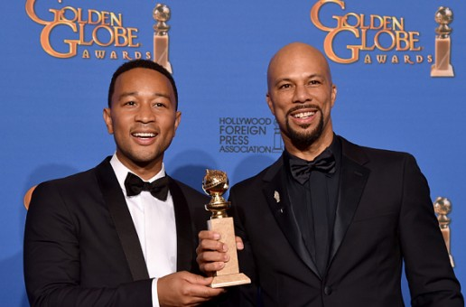 "Common & John Legend's ""Glory"" Wins The Golden Globe For Best Original Song For The Movie ""Selma"""
