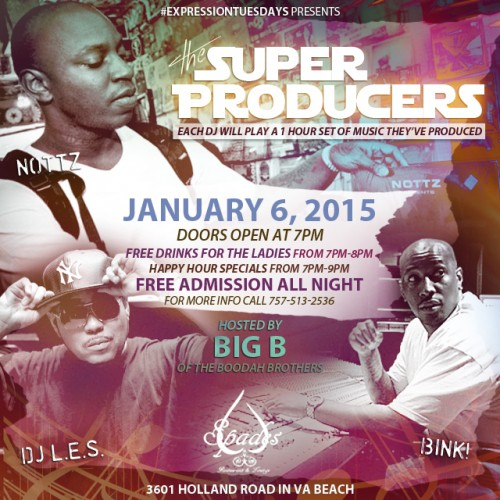 the super producer takeover