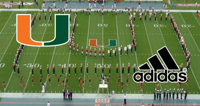university-of-miami-adidas-lead-750x400 The University Of Miami Leaves Nike And Signs A 8 Year Deal With Adidas