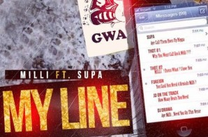 Milli x Supa – My Line (Prod. By JD & Swag)