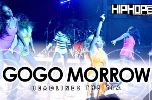 GoGo Morrow Headlines The TLA (Video) (Shot by Rick Dange)