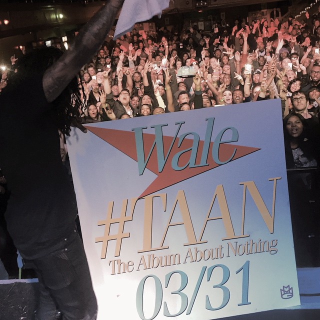 """Wale On Chill Feat Jeremih: Wale Announces His Forthcoming """"The Album About Nothing"""