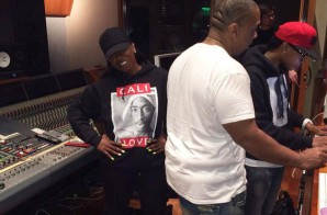 This Just In, Missy Elliott & Timbaland Have Been Seen In The Studio!