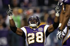 Let The Games Begin: Vikings RB Adrian Peterson's Suspension Has Been Lifted; He Has Been Reinstated In To The NFL