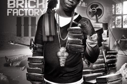 Gucci Mane – Brick Factory 3 (Official Artwork)