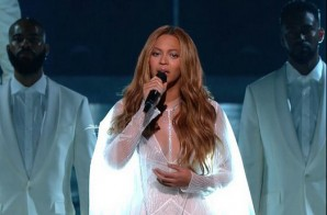 "Beyoncé Performs ""Take My Hand, Precious Lord"" At The Grammy Awards (Video)"