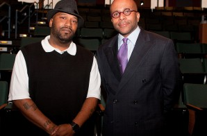 "Bun B & Dr. Anthony Pinn Explain Their ""Hip Hop & Religion"" Class (Video)"