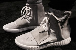Kanye West adidas Yeezy 750 Boost To Be Released In NYC This Week