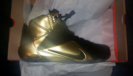 Lebron James Debuts Special Grammy Themed Kicks (Photo)