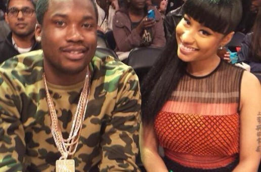Nicki Minaj & Meek Mill At It Again, All-Star Weekend Edition (Photos)