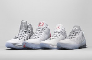 Jordan Brand Reveals Player Exclusive Footwear For Their Jordan Brand 2015 NBA All-Stars (Photos)