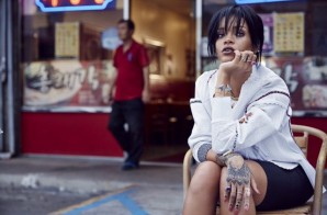 Rihanna Covers W Korea (Photos)