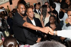 Roc_Brunch_1_-298x196 Jay Z, Beyonce, Kanye, Rihanna, & More Attend Roc Nation Brunch (Photos)