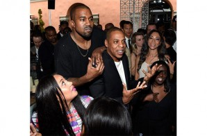 Roc_Brunch_2-298x196 Jay Z, Beyonce, Kanye, Rihanna, & More Attend Roc Nation Brunch (Photos)