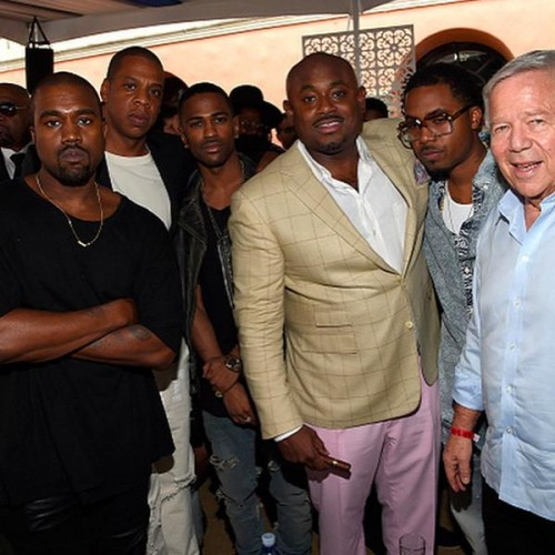 Roc_Nation_Brunch1-500x500 Jay Z, Beyonce, Kanye, Rihanna, & More Attend Roc Nation Brunch (Photos)
