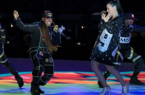 Katy Perry, Lenny Kravitz & Missy Elliott – Live At Super Bowl XLIX Halftime Show (Video)