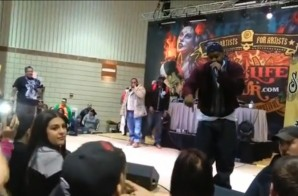 "Ghostface Killah Calls Out Heckler During Show In Texas, Says He Will ""Pound Him Out"" (Video)"