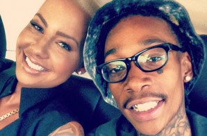 "Amber Rose Said To Want To Reunite With Ex-Husband Wiz Khalifa, Wiz Says ""No Thanks"""