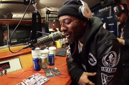 Prodigy & Boogz Boogetz – Showoff Radio Freestyle w/ Statik Selektah (Video)