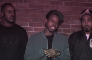 Tre' Banks & CMTA Interview w/ Rude Lay Films On Building Philly's Culture! (Video)