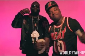 Troy Ave – All About The Money (Remix) Ft. Rick Ross (Video)
