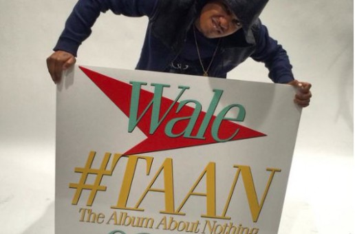 """Label Boss Rick Ross Confirms Release Date Of Wale's Forthcoming """"The Album About Nothing"""""""