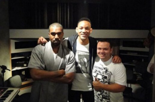 Will Smith Has Been Working With Kanye West Lately & Just Might Reconsider His Rap Career