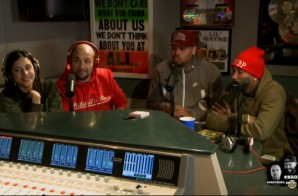 Tyga & Chris Brown Talk About Drake, The Grammys, Kylie, YMCMB, And More On Ebro In The Morning (Video)