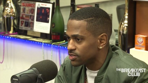 Screenshot-114-1-500x281 Big Sean Gives Us Insight On His Album, Skipping College, Dating Ariana Grande And More On The Breakfast Club (Video)