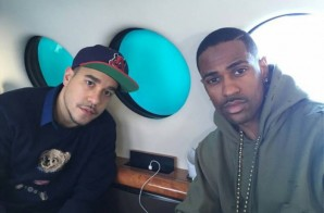 MTV News' Rob Markman Joins Big Sean On His 'Dark Sky Paradise' Hangar Tour (Video)
