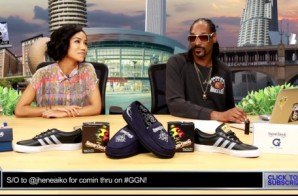 Jhene Aiko Appears On Snoop Dogg's GNN (Video)